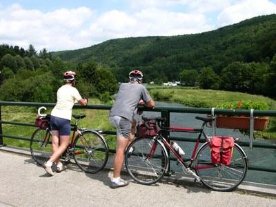 2007 - Membre - été - pont - vélo - Semois (Ardenne namuroise) (5).JPG
